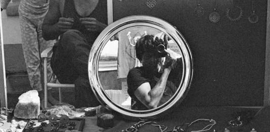 Anil Mistry - Self portrait