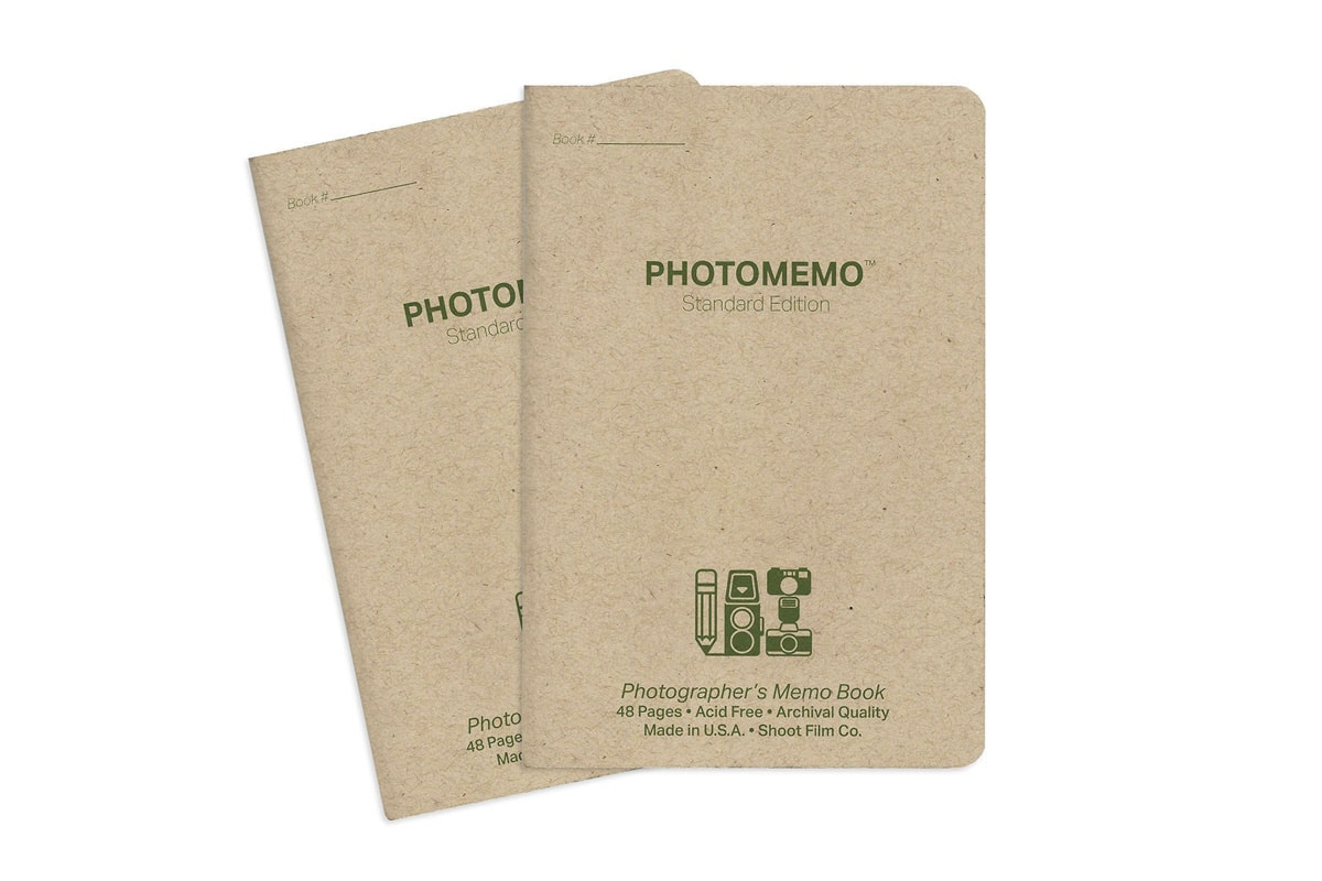 PhotoMemo notebooks - external