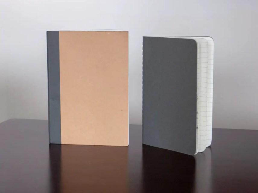 Film notebooks - external
