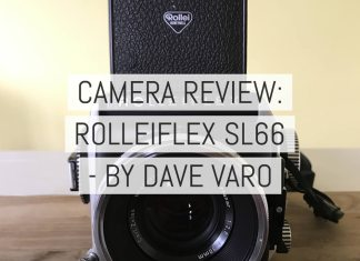 Camera Review - Rolleiflex SL66