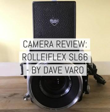 Camera Review - Rolleiflex SL66