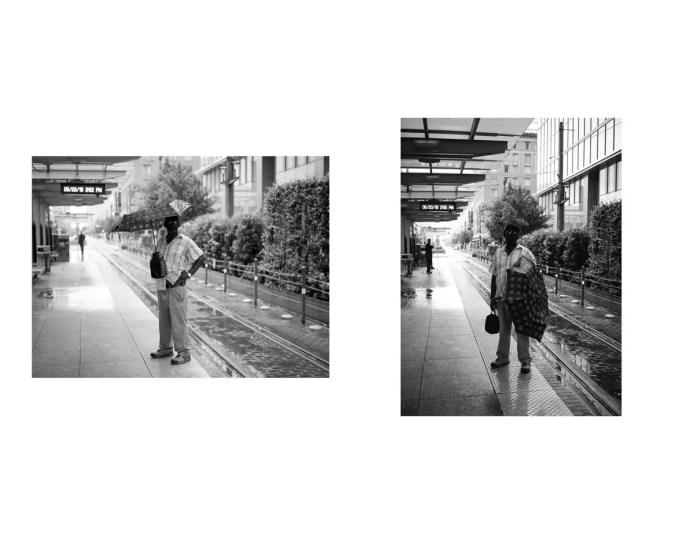 Main Street - Fuji GS645 & GS645S - Fuji GS645 - Kodak Tri-X 400