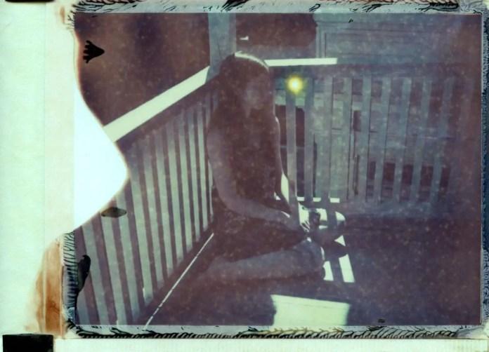 I Believe In Faeries - Polaroid 101 Land Camera and Polaroid 669 film