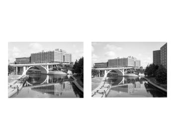 Buffalo Bayou - Fuji GS645 & GS645S - Kodak Tri-X 400
