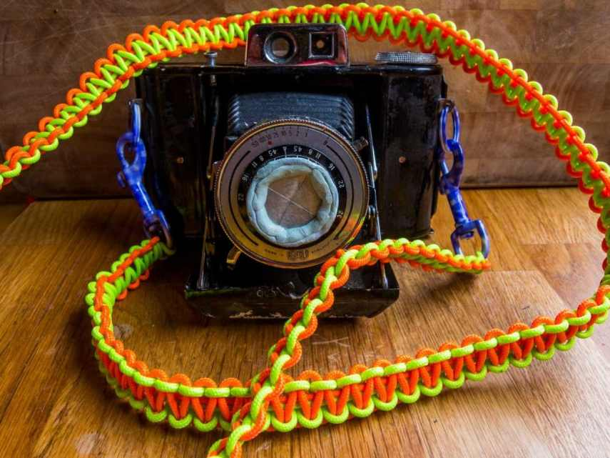 AgiPinFold build - With pinhole and strap ready for beta testing