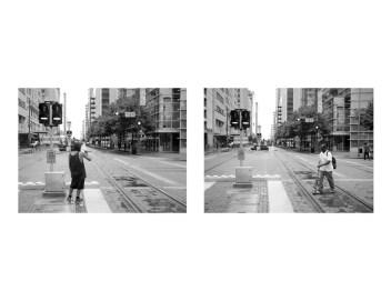 Main Street - Fuji GS645 & GS645S - Kodak Tri-X 400
