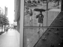 Main Street - Fuji GS645S - Kodak Tri-X 400