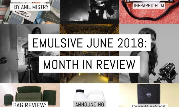 EMULSIVE June 2018: month in review