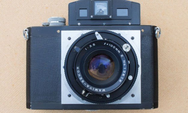 """Camera review: The mystery 6×7 rangefinder aka """"The Nameless Camera"""""""