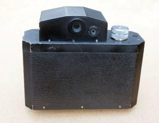 The Nameless Camera - Rear