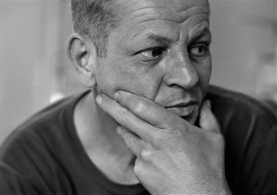 Tony Vaccaro - Jackson Pollock - East Hampton, 1953