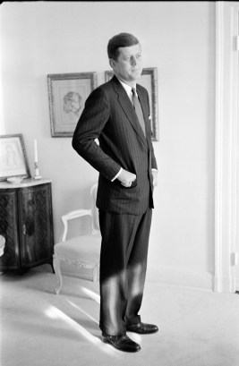 Tony Vaccaro - John F Kennedy - Georgetown, 1960