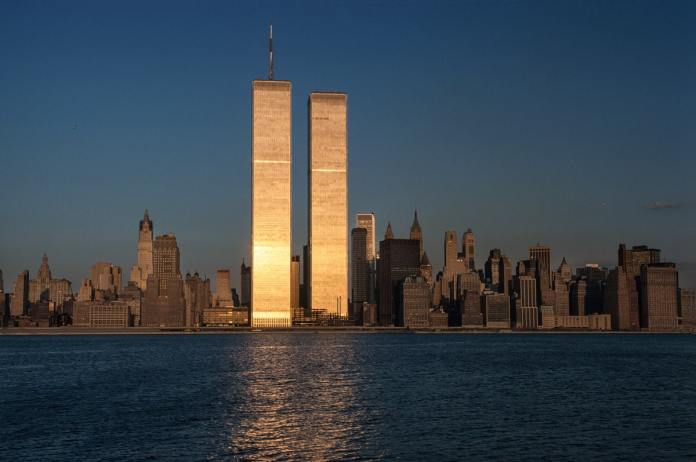 Tony Vaccaro - Twin Towers - New York, 1979