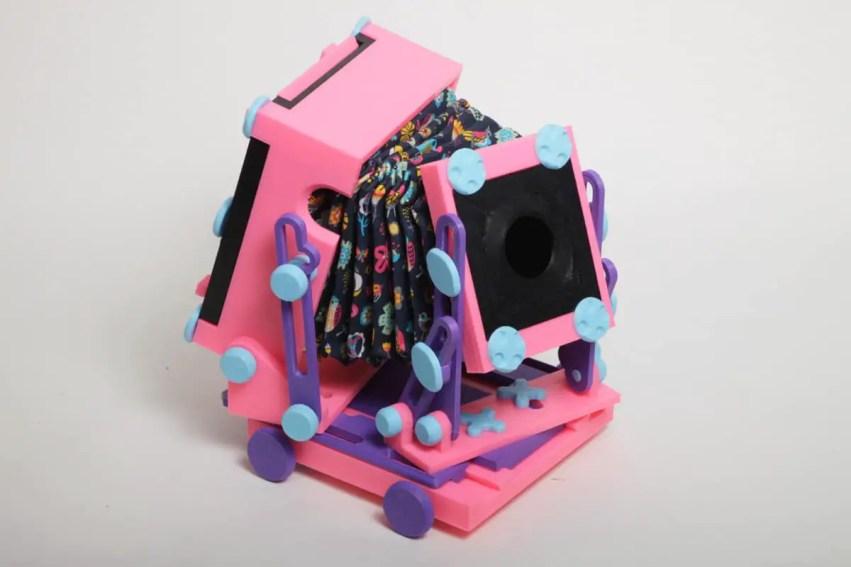 Camerdactyl - Pink