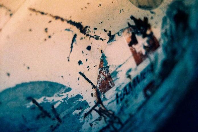 365 textures #06 - Shot on Kodak EKTACHROME 160T (ET160 5077) at EI 160. Color reversal (slide) film in 35mm format.