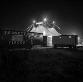 Eddie Malin - Fossetts Circus