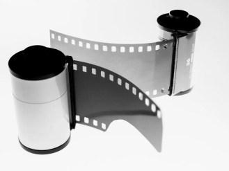 Fuji Super HR 20 Microfilm Negative - Loaded 35mm Cartridge