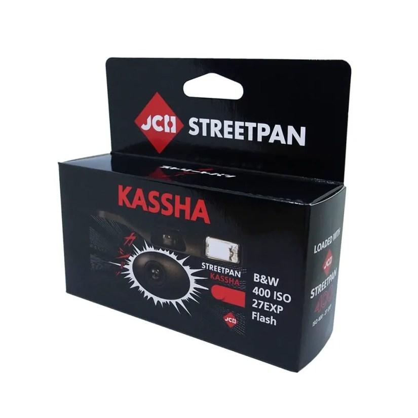 JCH KASSHA disposable camera