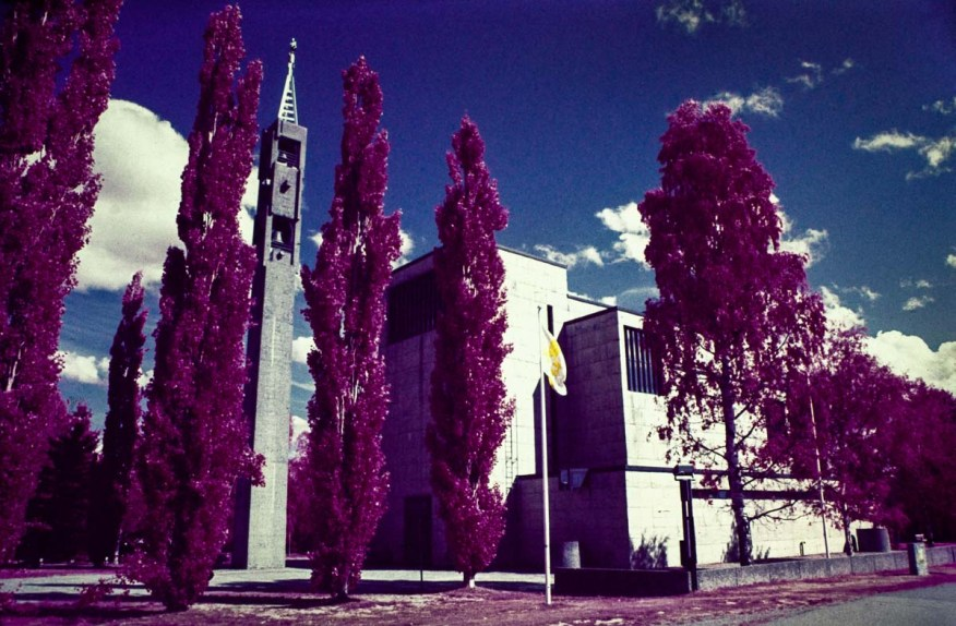 Kodak EKTACHROME Infrared EIR