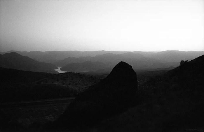 Scenic View - Kodak Tri-X 400 pushed to EI 1600 - Leica M6 + Summicron 50mm