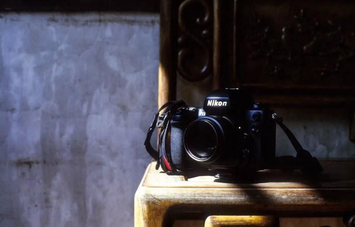 Nikon F100, Nikkor 50mm f1-8 AF-D - Shot on Kodak EKTACHROME E100 at EI 400
