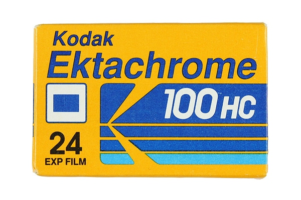 1988 - Kodak EKTACHROME 100HC, Kodak Heritage Collection, Museums Victoria, Australia