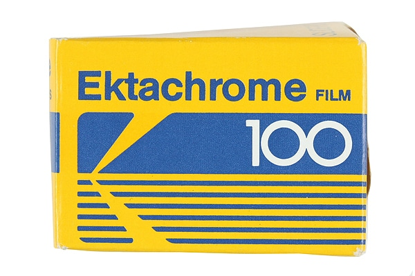 1996 - Kodak EKTACHROME 100 - Kodak Heritage Collection, Museums Victoria, Australia