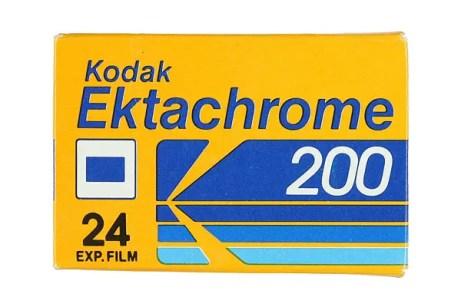 1996 - Kodak EKTACHROME 200 - Kodak Heritage Collection, Museums Victoria, Australia