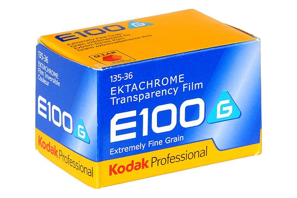 2003 - Kodak EKTACHROME E100G, Author's collection