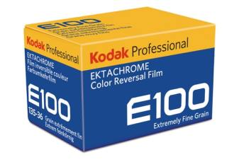 2018 - New Kodak EKTACHROME E100