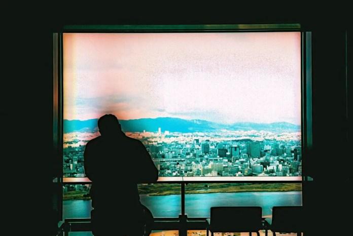 Framed - Shot on Kodak EKTACHROME 100VS (E100VS) at EI 100. Color reversal (slide) film in 35mm format. Leica M6 TTL + Voigtlander 21mm f/4.
