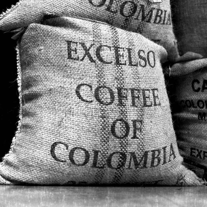 Pure Colombian - Shot on Konica Pan 100 at EI 100 - Black and white negative film in 120 format shot as 6x6