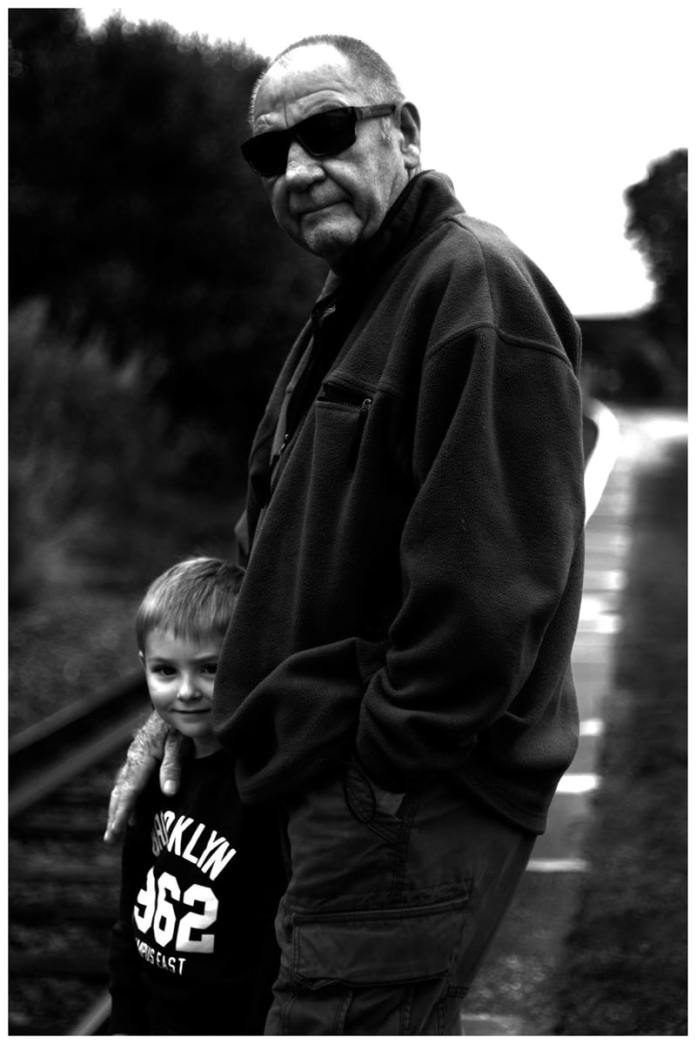 Dad and Isaac