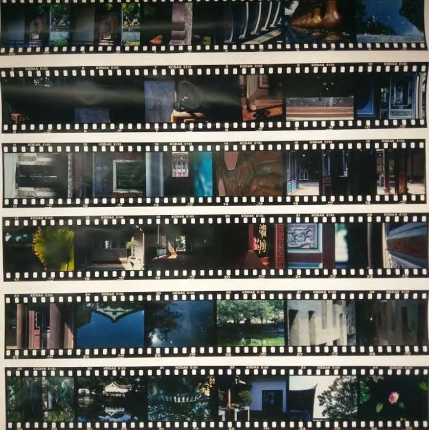 Set 04 - Kodak EKTACHROME E100 - EI 800 - Nikon FM3A, Nikkor 50mm f1-2 AI-S