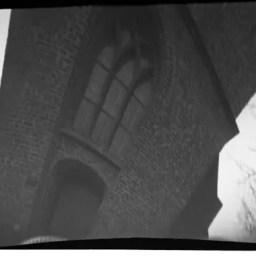 Vermeer Anamorphic pinhole camera