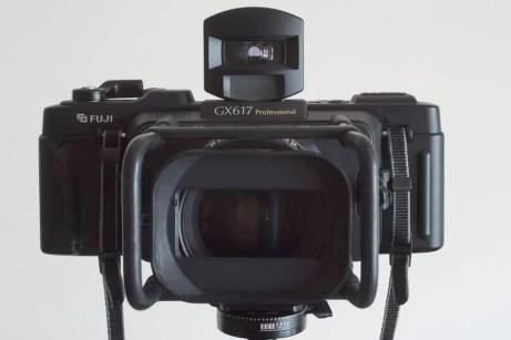 Fuji Panorama GX617 Camera Review - Front