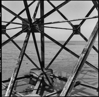 5 frames With... Kodak Tri-X 400 (EI 400 : 120 : Rolleicord Ia)