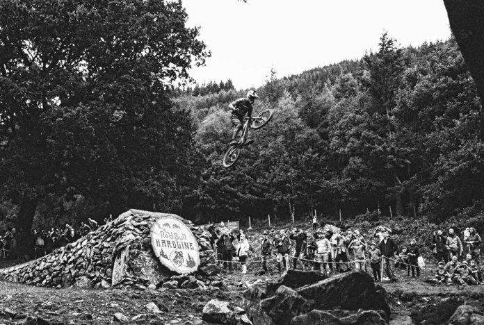 Capturing Red Bull Hardline 2018 on Kodak Tri-X 400