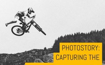 Cover - Capturing Red Bull Hardline 2018 on Kodak Tri-X 400