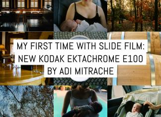 Cover - My first time with slide film- new Kodak EKTACHROME E100 - by Adi Mitrache