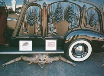 Lomography Color Negative 400 (EI 400, 120), Fujifilm GA645Zi) - Kathleen Johnson