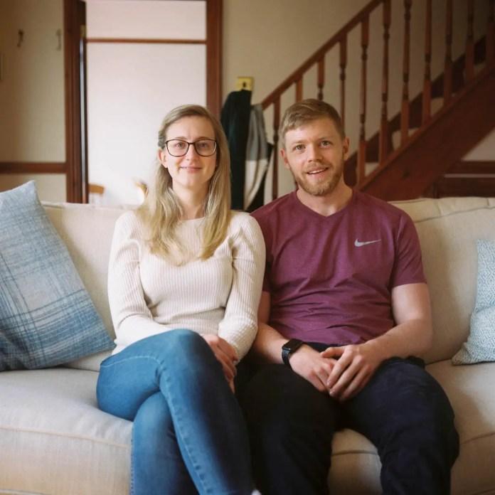 Laura and Rob - Kodak Portra 400