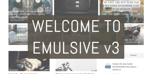Cover - Welcome to EMULSIVE v3
