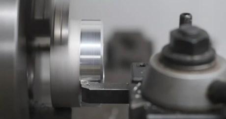 Creating the GX-Pan - Turning
