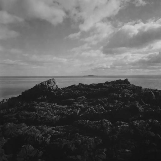 Hasselblad 903 SWC images - Burnt Island - ILFORD Delta 100 Professional