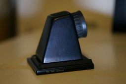 Side-on - Focus screen and Hasselblad Reflex Viewfinder RMFX 72530