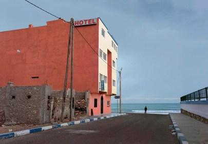 Akhfennir, Morocco, Hotel Corniche, 2015 - Rolleiflex T, Kodak Ektar 100