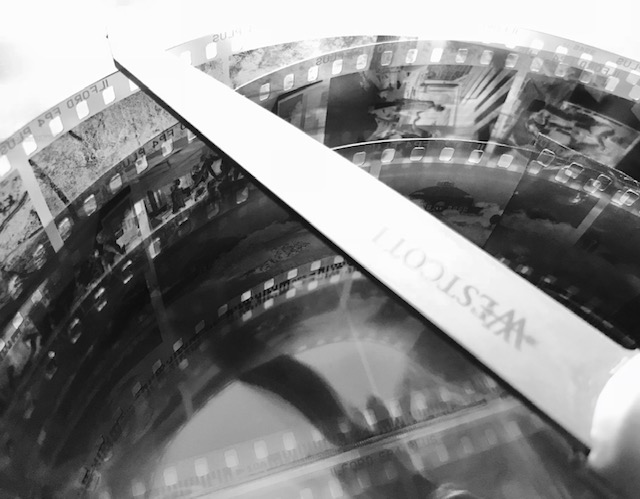 Cutting film