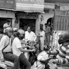 ILFORD HP5 PLUS - Jelle Vonk - Traveling with film, shooting in Rajasthan