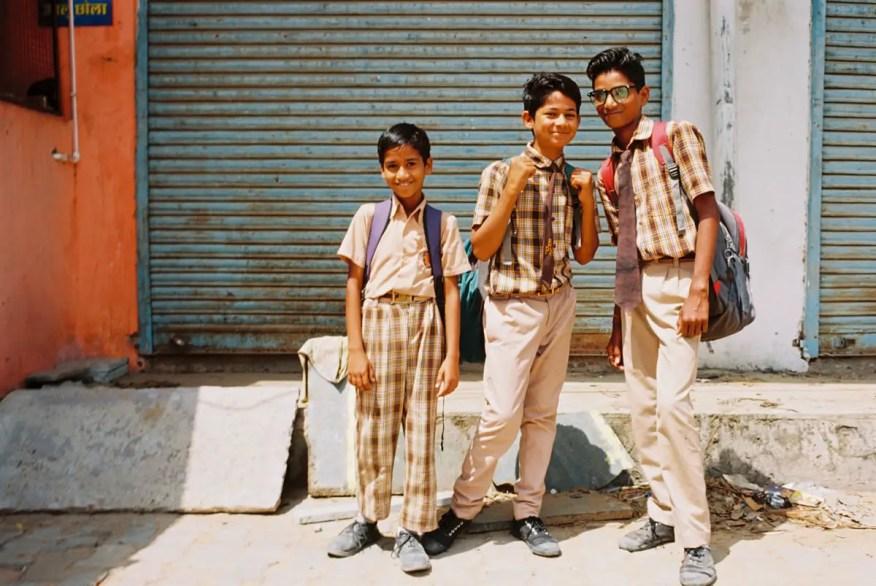 Kodak Ektar 100 - Jelle Vonk - Traveling with film, shooting in Rajasthan